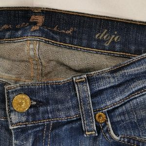 7 For All Mankind Jeans - 7 For All Mankind   Dark Wash Dojo Flare Jeans